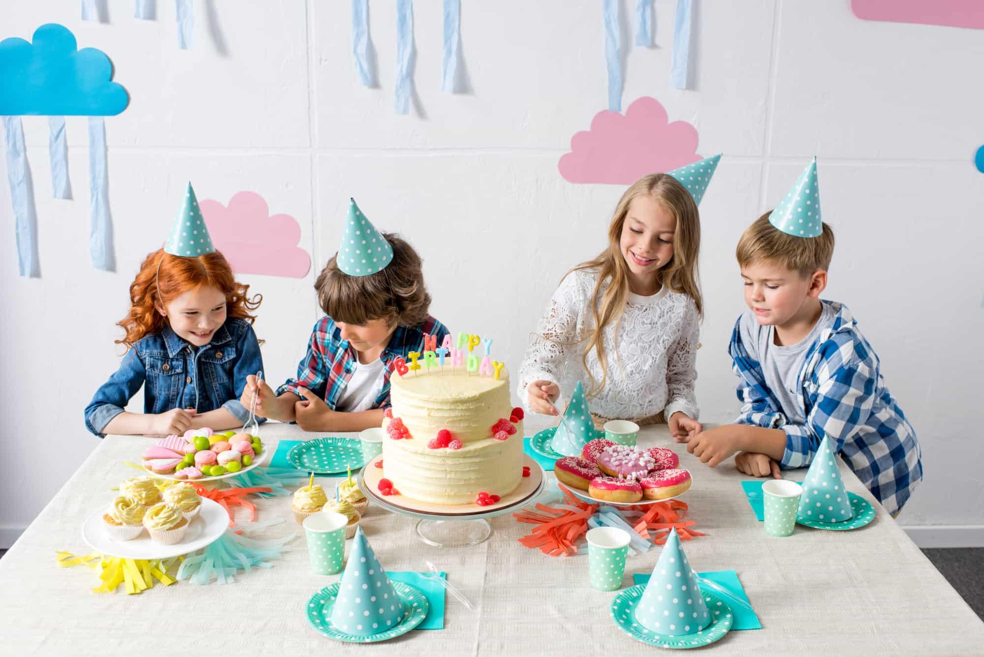 Børnefødselsdag Inspiration børnefødselsdag invitation ⇒ de bedste råd til en god invitation